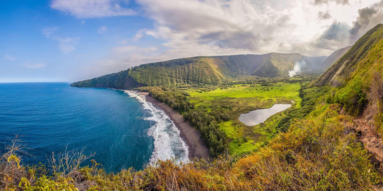 Waipio Valley, Big Island, Hawaii