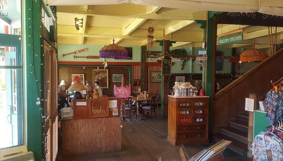 bamboo restaurant interior big island guide