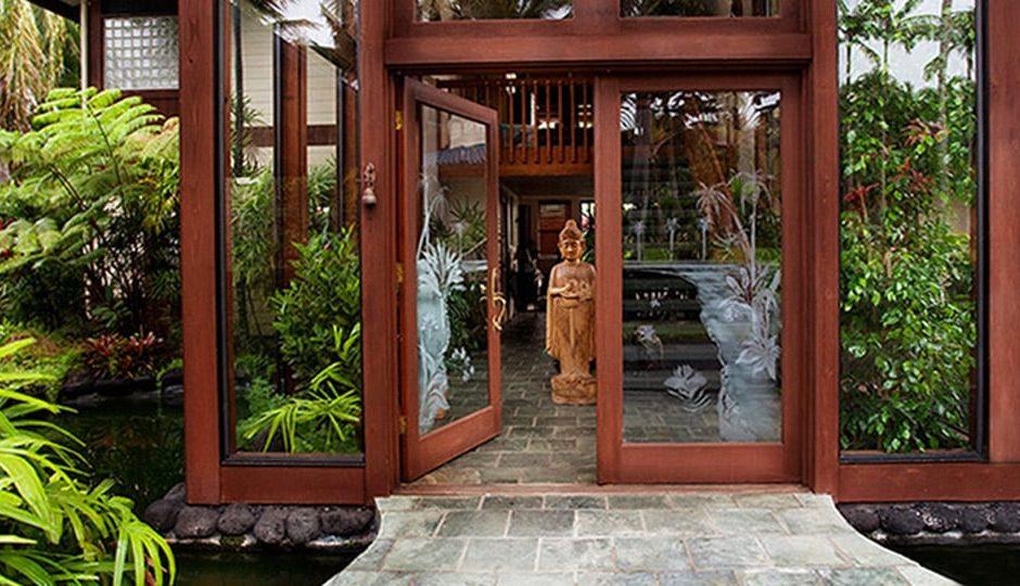 Hawaiian Oasis Bed Breakfast Inn Kailua Kona Hi