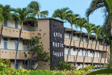 Kona Magic Sands Condos Photo of Condo Building