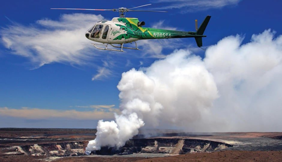 Helicopter Tours Of The Big Island From Kona Hi