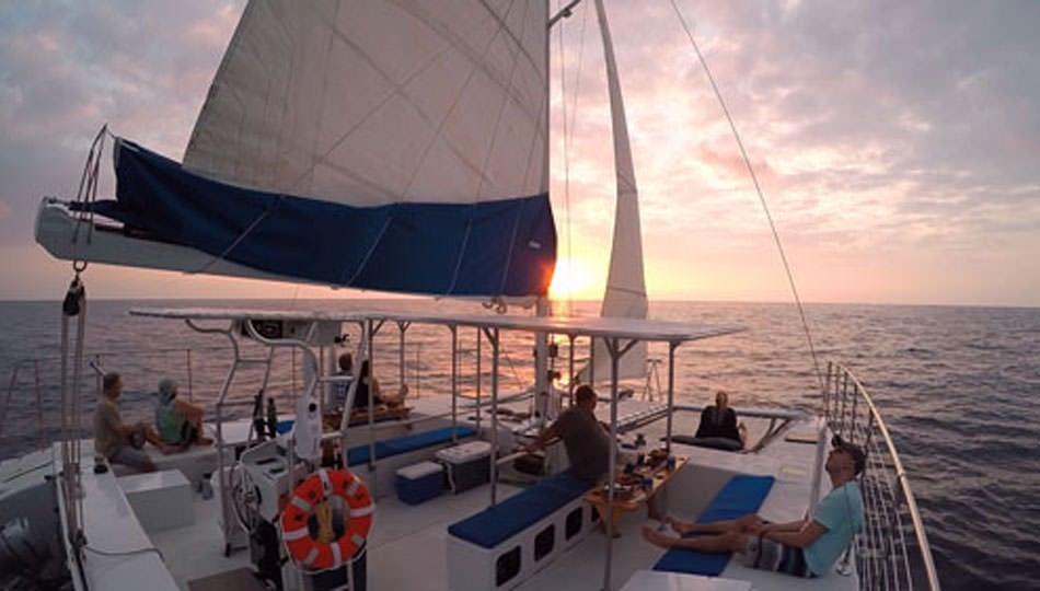 Paradise Sailing Catamaran