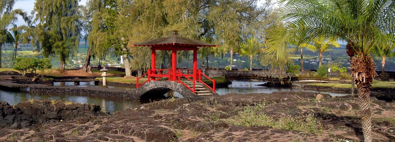 Liliuokalani Gardens | Big Island Guide