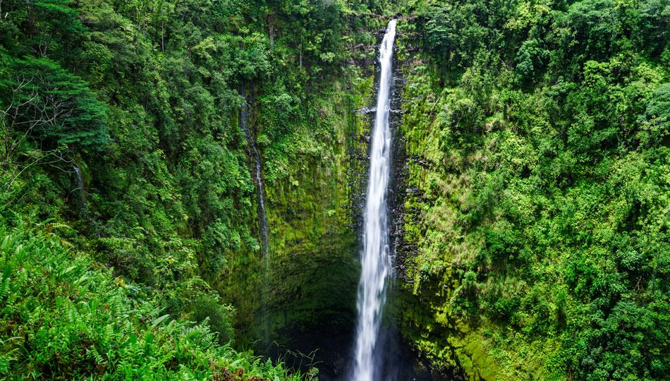 Akaka Falls gorgeous Hawaii Big Island Waterfalls