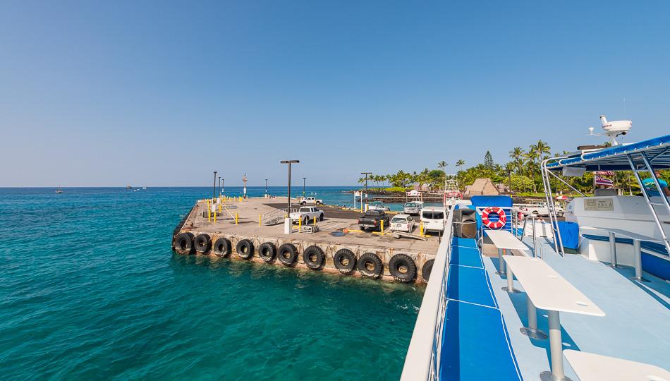 Kailua Pier Boat Tour