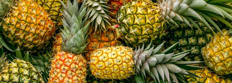 Fruit at a Big Island Farmers Market