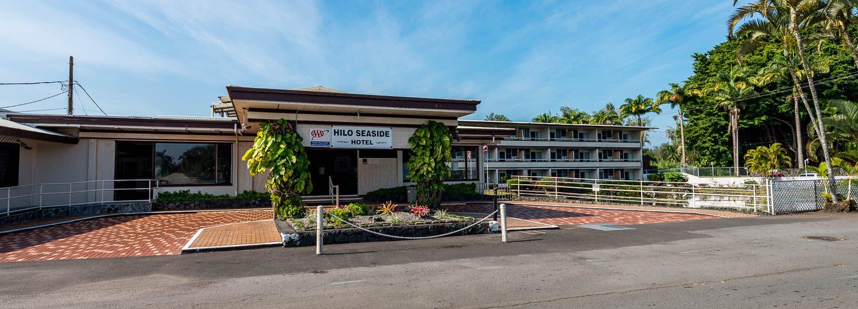 Hilo Seaside Hotel in Hilo