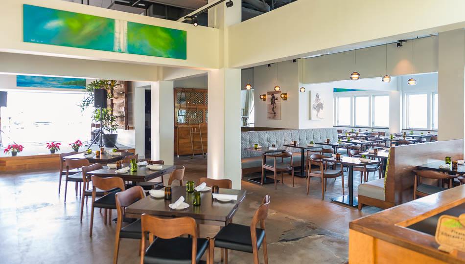 Hula Hulas Restaurant Dining Room