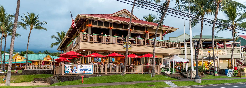 Humpy's Kona Restaurant