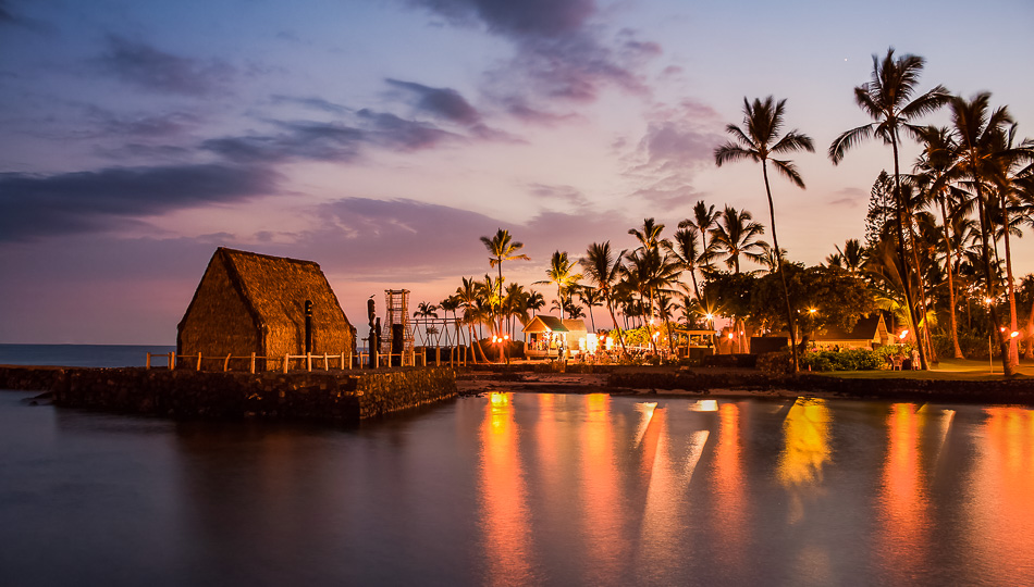 Historic Site at Marriott King Kamehameha's Kona Beach Hotel