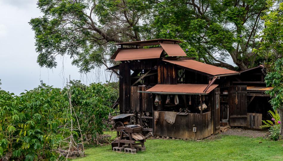 The Historic Kona Coffee Living History Farm