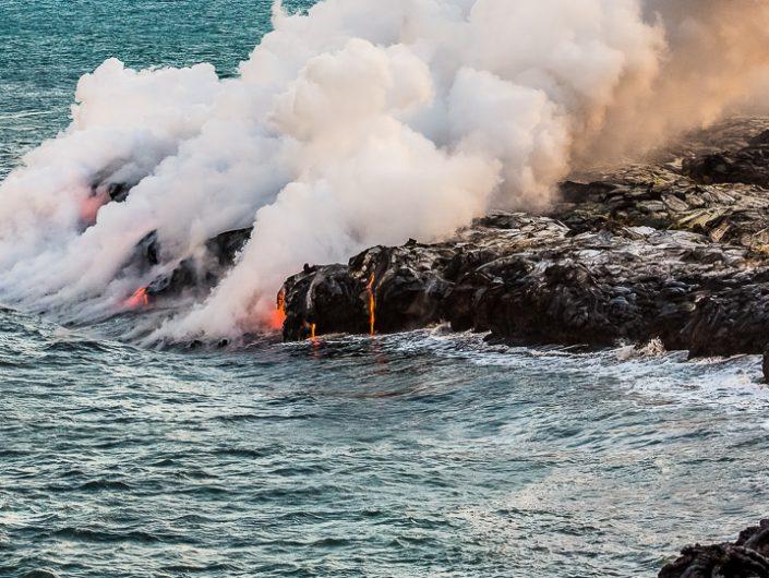 Big Island Lava Boat Tour Image