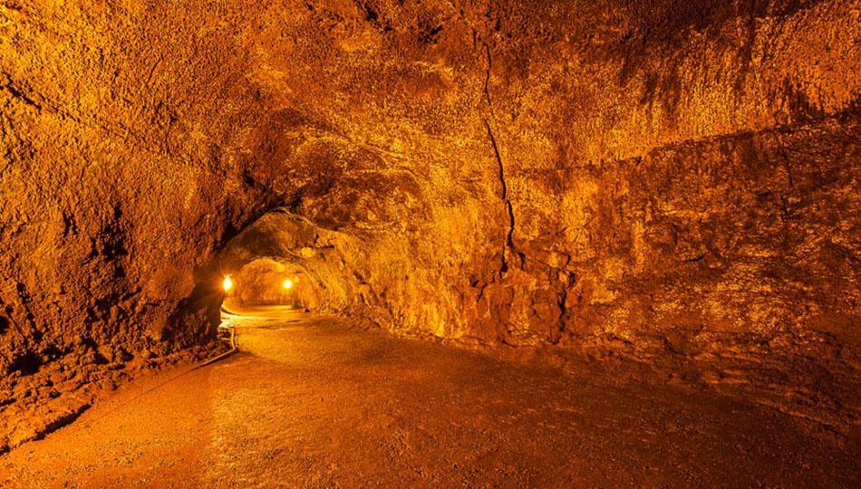 Thurston Lava Tube Cave