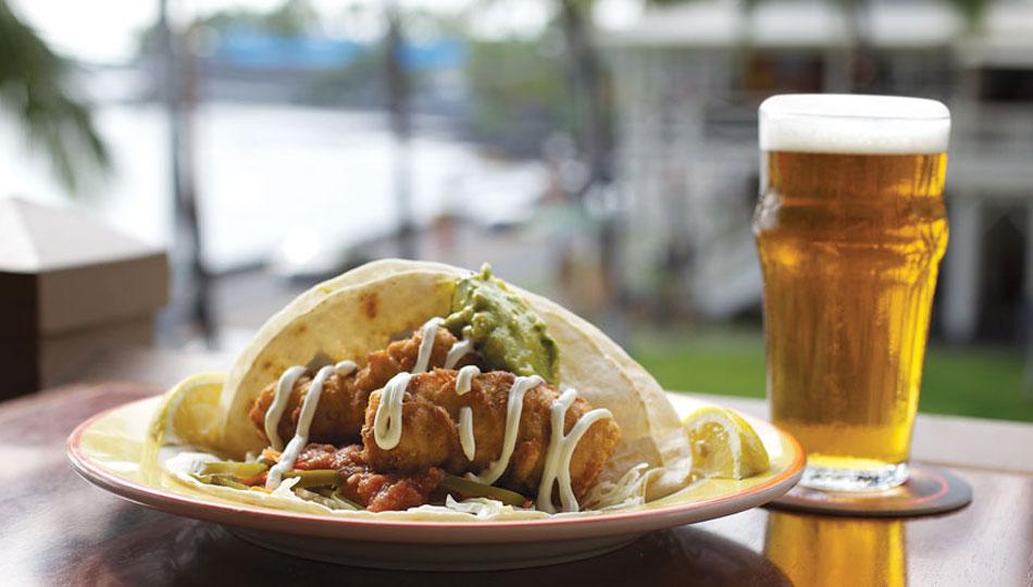 Humpys Fish Tacos