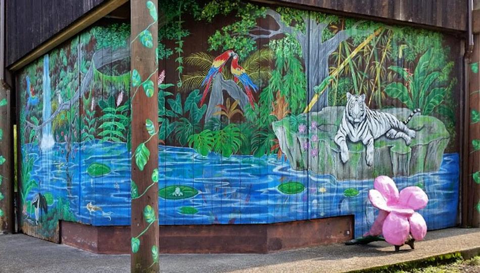 Pana'ewa Rainforest Zoo & Botanical Garden on the Big Island
