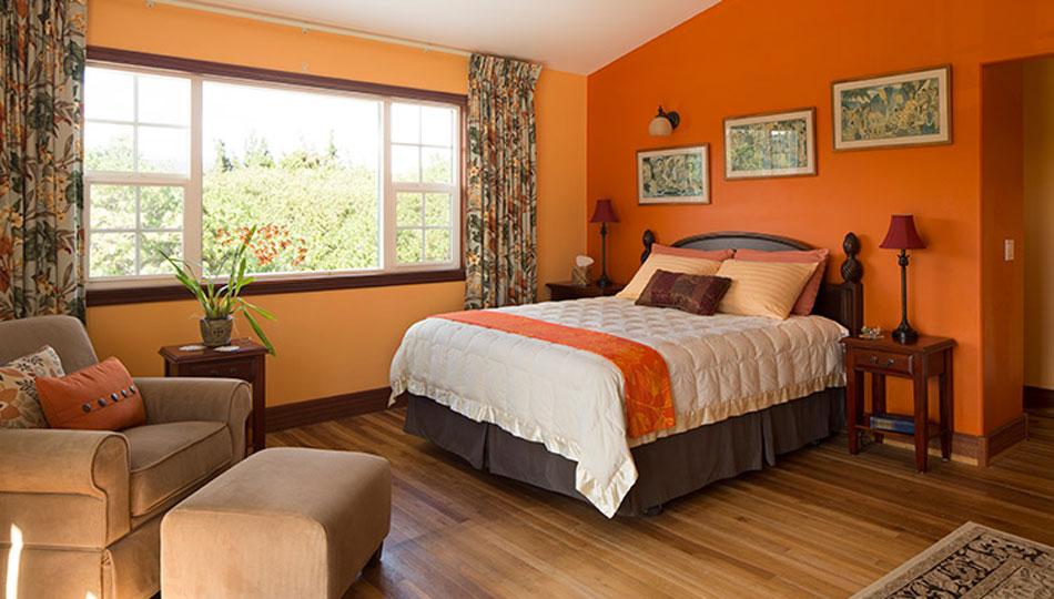 Kalaekilohana Bed and Breakfast Citrus Room