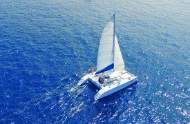 Paradise Sailing from Kailua Kona Hawaii