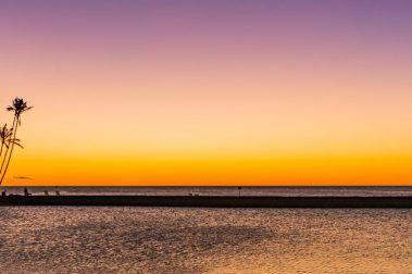 anaehoomalu-bay-sunset