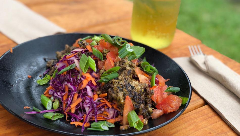 Rebel Kitchen Thai Steak Salad