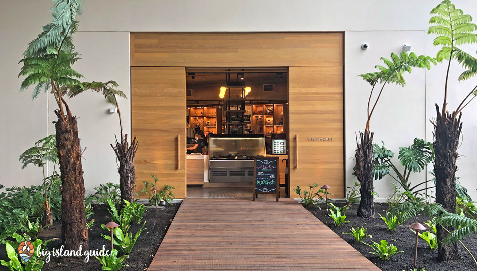 Mauna Lani Auberge Resort Market