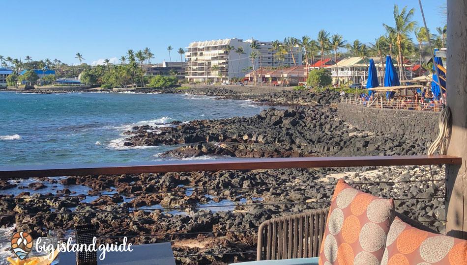 Huggo's Restaurant hBar Oceanfront View