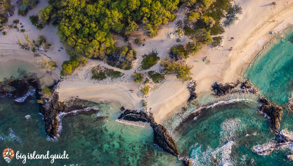 Makalawena Big Island Beach