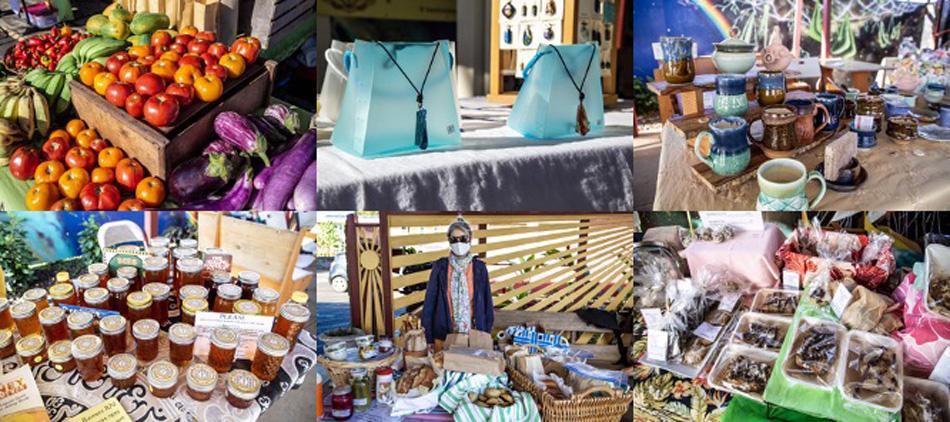 Hawi Farmers Market Photos