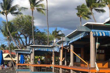 Huggos Restaurant Open Air Lanai