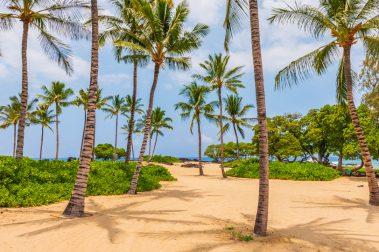 Kikaua Point Beach Park