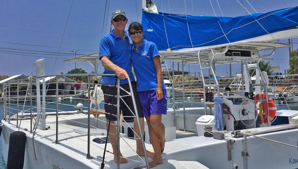 Paradise Sailing Crew