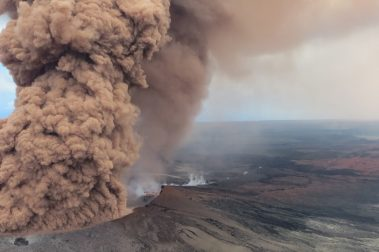2018 Kilauea Hawaii Volcano Eruption - USGS Photo