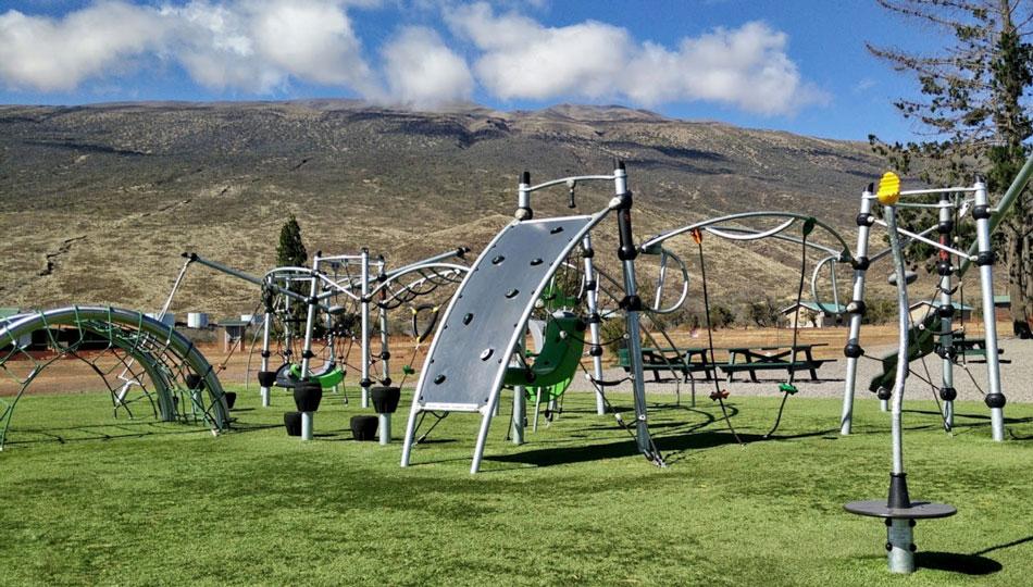 Mauna Kea Park