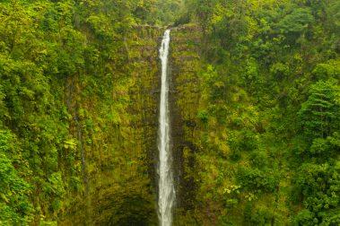 Akaka Falls on the Big Island of Hawaii